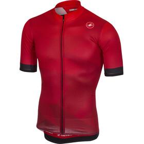 Castelli Flusso FZ Jersey Men red